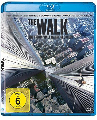 The Walk [Blu-ray]