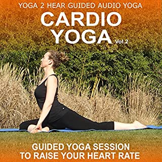 Cardio Yoga, Volume 2 audiobook cover art