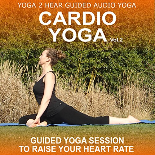 Cardio Yoga, Volume 2 cover art