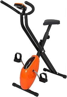 Pedaal hometrainer, indoor cycling fiets stationair, klein opvouwbaar hometrainer voor thuisgebruik fiets fiets met ipad m...