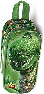 Karactermania 33889 Toy Story Rex-3D Doppelfedermäppchen Es