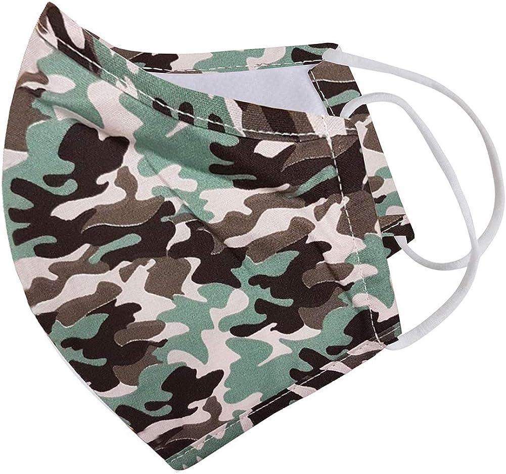 Iron Mountain Sciarpa di Moda Unisex-Adulto