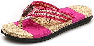 Flip-Flop Couple Slippers,Men's Beach Shoes, Open Toe Flip-Flops, PVC Massage, Outdoor Walking, Summer, New Sandals, Part...