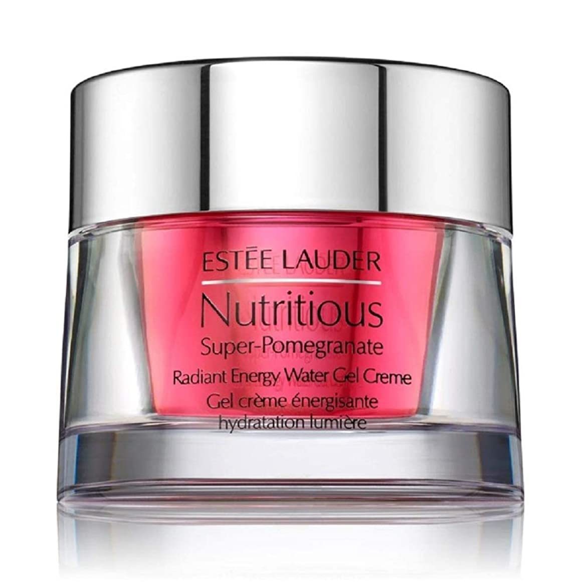 周り失業者外交官エスティローダー Nutritious Super-Pomegranate Radiant Energy Water Gel Creme 50ml/1.7oz並行輸入品