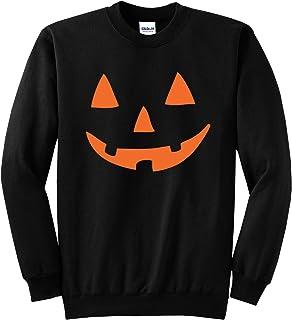 New York Fashion Police Jack O' Lantern Pumpkin Halloween Costume Sweatshirt