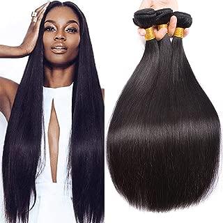 Best 18 inch brazilian straight hair Reviews