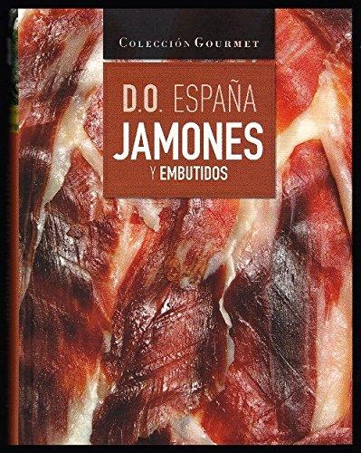 JAMONES Y EMBUTIDOS. Denominacion Origen España