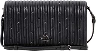 Best coach hayden foldover crossbody clutch with rivets Reviews