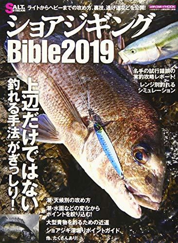 ショアジギングBible2019(メディアボーイMOOKソルト&ストリーム編集部総力編集)