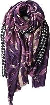 SLM-max sjaal vrouwen,Dames Sjaals Deken Sjaal Wrap Lichtgewicht voor Dames Kwastje Sjaal Sjaals Voor Kerstmis en Nieuwjaa...
