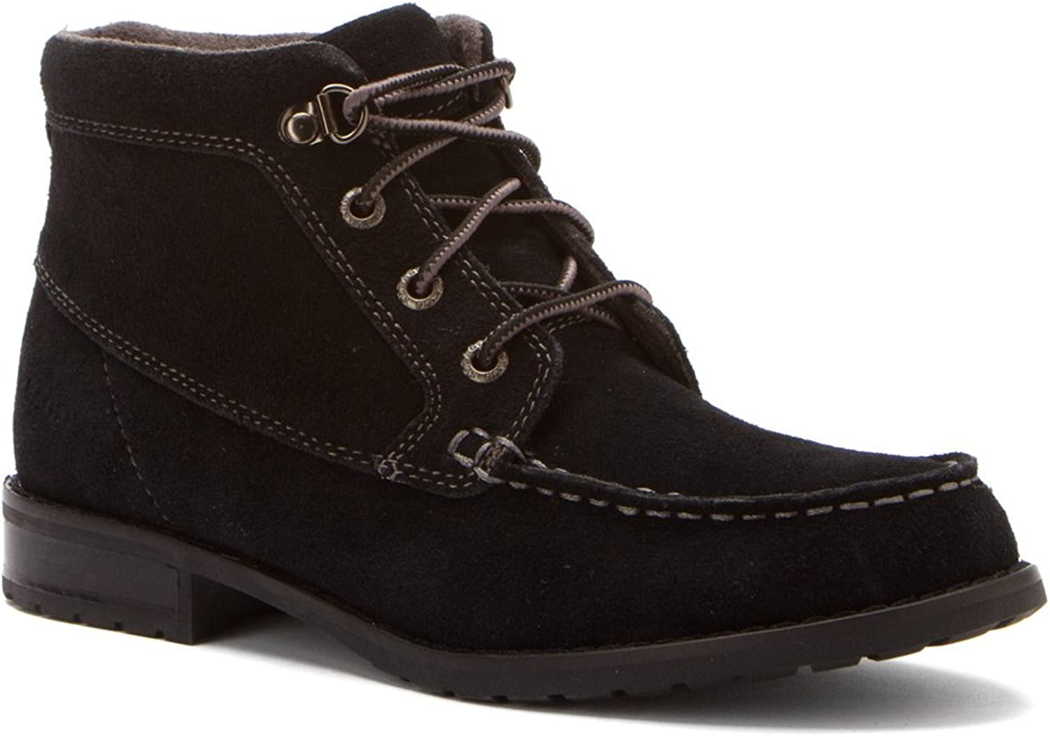 Sebago Women's Wander Lace Up Moccasin Work Boots