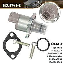 HZTWFC Diesel Injection Fuel Pump Suction Control Valve Regulator 1460A031 1460A037 Compatible for Mitsubishi Pajero Montero 3 III Pickup Triton L200 4D56 4M41