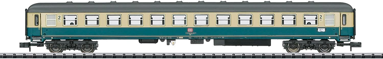 Trix T15743 Complementary Car for Rapid Train Moseltal Railway Passenger Cars, Model Railway, Various