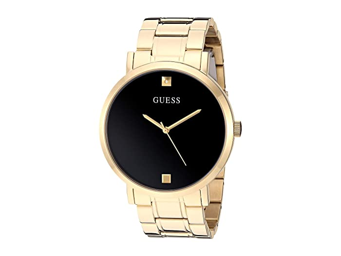 GUESS  U1315G2 (Gold-Tone/Black) Watches