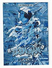 Cal Ripken Jr Iron Man - Monikers Blue Chip Parallel