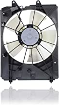 Engine Cooling Fan Assembly - Cooling Direct For/Fit 19030RYEA01 07-09 Acura MDX Left Hand