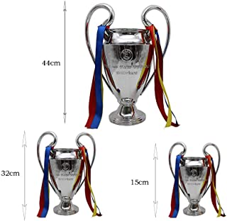Art Trophy- Football Fan Souvenir, Replica World Cup,European Champions Cup,FIFA World Cup,Trophy Customization C ROM Messi