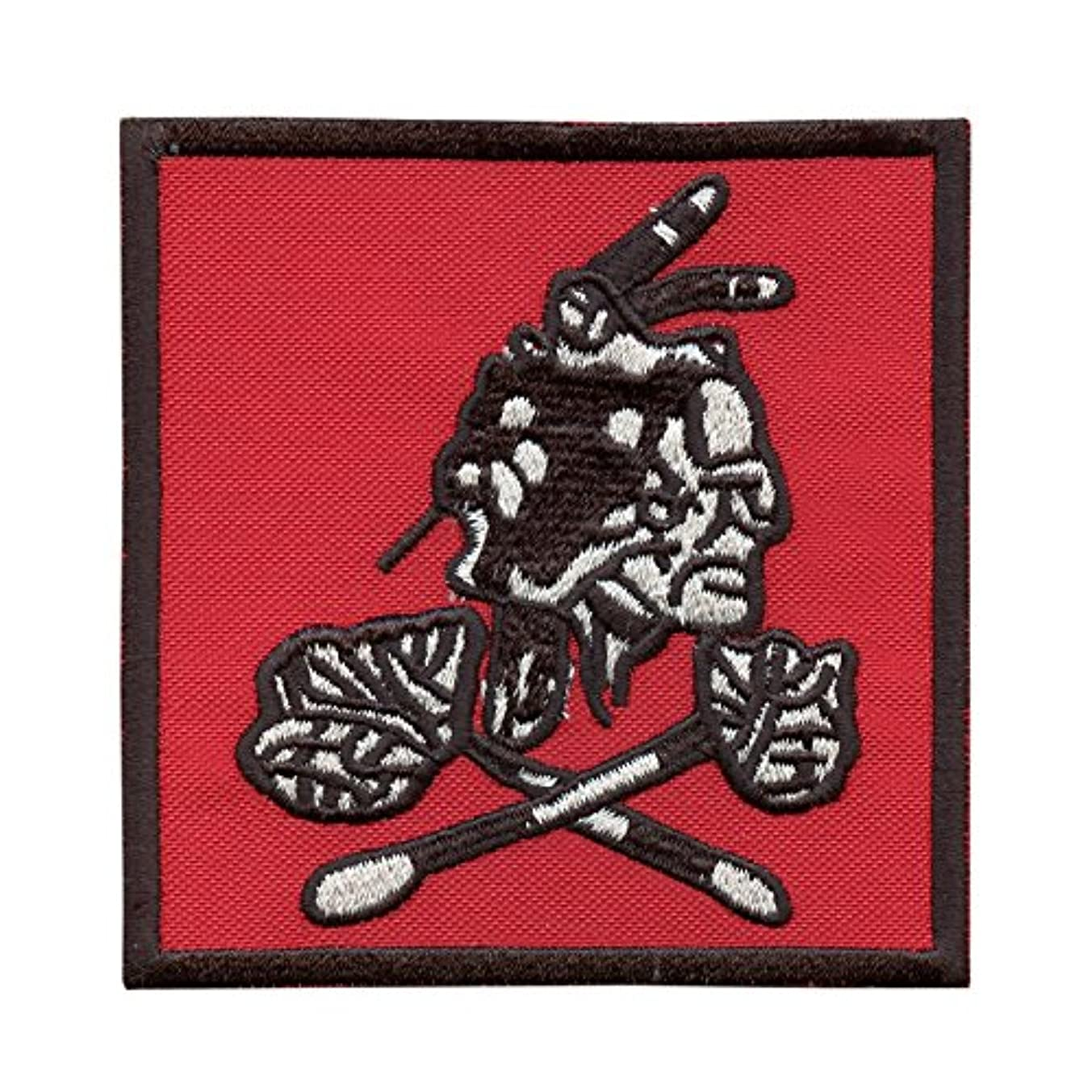 LEGEEON US Navy Seals Red Team Squadron The Tribe Morale DEVGRU Fastener Patch