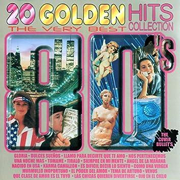 20 Golden Hits de los 80´s