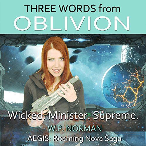Three Words from Oblivion audiobook cover art