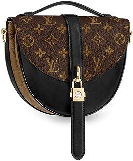 a59f8f5e0c73 Louis Vuitton Monogram Canvas Chantilly Lock Cross Body Handbag Noir Article   M43590