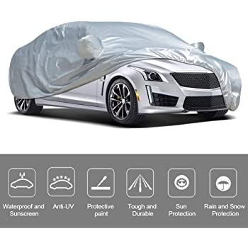 Car Cover Heavy Duty UV Waterproof Breathable KIA Picanto 2011-on //HYUNDAI  Getz