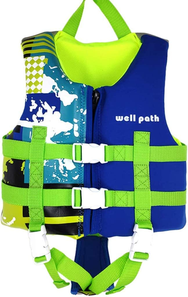 Kids Swim Vest- Swimming Vest Luxury for Safety Outlet ☆ Free Shipping Child with S Adjustable