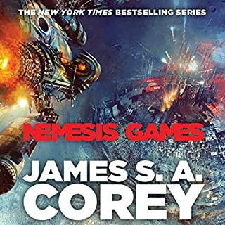 Nemesis Games                   Auteur(s):                                                                                                                                 James S. A. Corey                               Narrateur(s):                                                                                                                                 Jefferson Mays                      Durée: 16 h et 44 min     266 évaluations     Au global 4,8