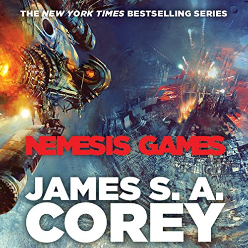 Nemesis Games                   Written by:                                                                                                                                 James S. A. Corey                               Narrated by:                                                                                                                                 Jefferson Mays                      Length: 16 hrs and 44 mins     272 ratings     Overall 4.8