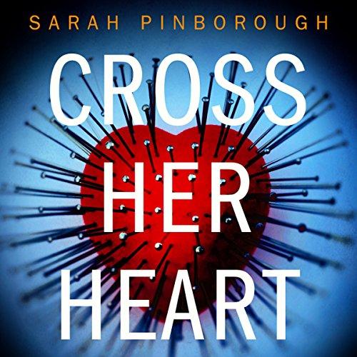 Cross Her Heart audiobook cover art