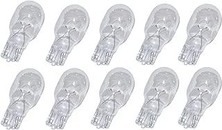 7 Watt Clear Wedge Landscape Bulb - Same As Malibu Spare 4104-9007-99 (10 Pack)