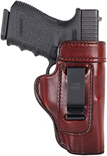 Don Hume Holster Right Hand Brown 4.25