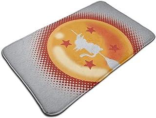 HUTTGIGH Expand Your Mind Dragon Ball Z - Alfombrilla antideslizante para puerta de entrada, alfombra de baño, alfombra de...