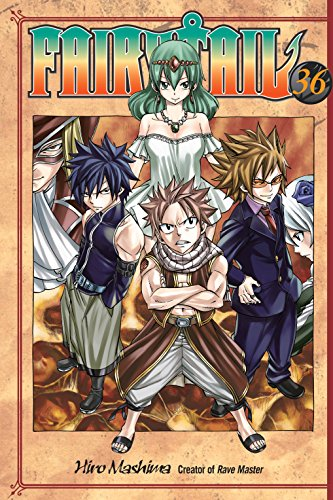 Fairy Tail Vol. 36 (English Edition)