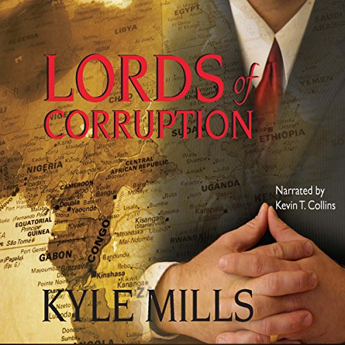 Lords of Corruption audiobook cover art