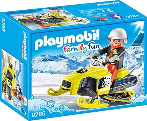 Playmobil 9285 - Schneemobil