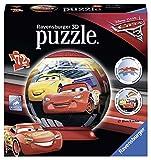 Ravensburger- Puzzle Ball 3D 72 Piezas, Cars 3 (11825)