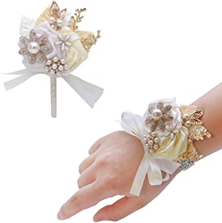 Best black and pink corsage Reviews