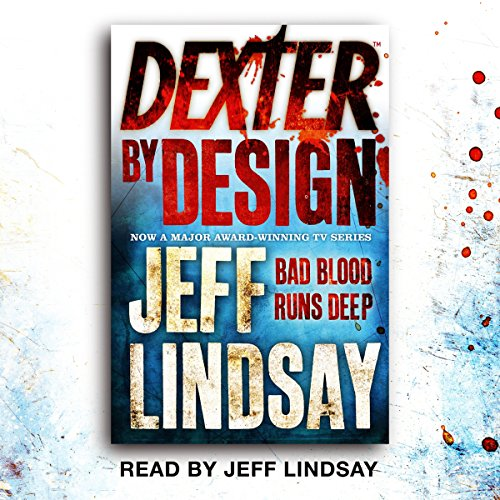 Dexter by Design audiobook cover art