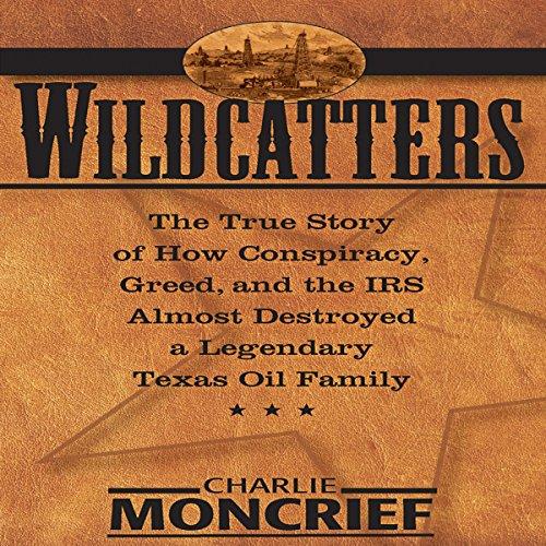 Wildcatters audiobook cover art