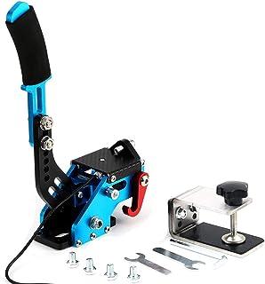 14Bit PC USB Handbrake SIM for Racing Games G25/27/29 T500 FANATECOSW Dirt Rally +Clamp (Blue