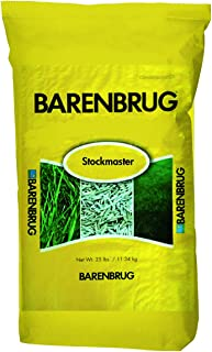 Barenbrug 12151 Stockmaster Pasture Seed Mixture Use in Small to Large Fields, Performs Even in Less Than Ideal Conditions, 25 LB Bag