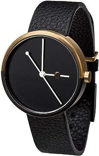 AÃRK Collectieve Eclipse Horloge | Goud