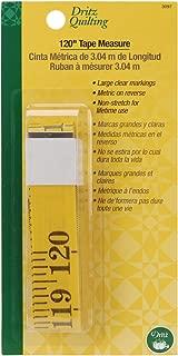 Dritz 3097 Tape Measure, 120-Inch