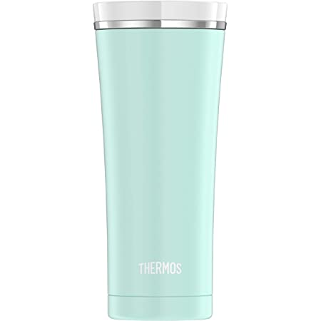 Thermos Sipp Stainless Steel 16 Ounce Travel Tumbler Matte Turquoise Ns105tq4 Kitchen Dining