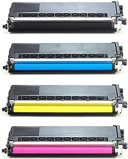 Kit Colorido 4 Cores Toner Compatível TN319 TN329 para Brother DCP-L8450CDW HL-L8250CDN MFC-L8600CDW