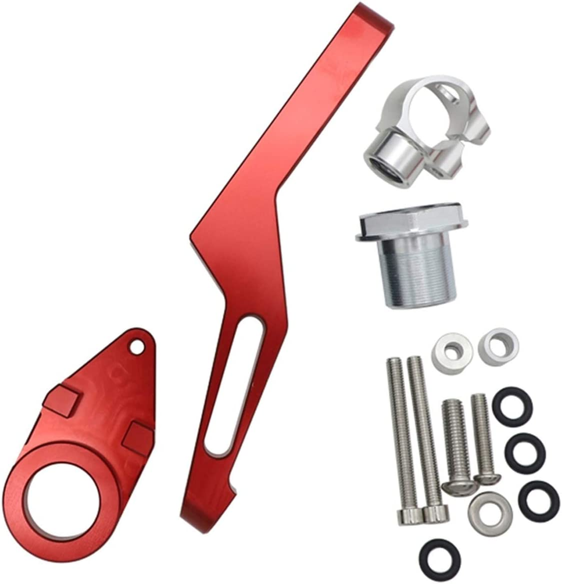 YGGFA Max 76% Popular brand OFF Motorcycle Steering Damper for Stabilizer Kawasa Bracket