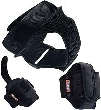 Wrist or Forearm Nylon Velcro Closure Case for Straight Talk ZTE Z233VL or Z232TL