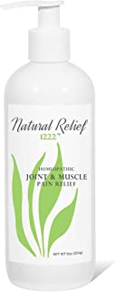 Sponsored Ad - Natural Relief 1222 Relieves Chronic Muscle Pain, Joint Pain, Knee Pain, Back Pain, Finger Pain, Foot Pain ...