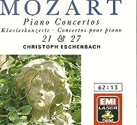 Mozart - Piano Concerto No. 21 K. 467 Elvira Madigan; Piano Concerto No. 27 K. 595